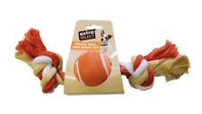 Extra Select Dog Toy Tennis Ball and Rope Bone