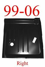 99 06 RIGHT Floor Repair Panel, Chevy & GMC Trucks, Silverado & Sierra 1.2MM NIB