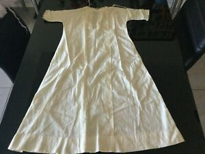 Antique GENUINE VICTORIAN LONG Gown for your  doll No 82