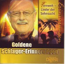Gold. Schlager- Erinnerungen - Fernweh- Lieder der Sehnsucht - Reader's Digest 3