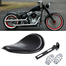 Solo Seat Spring Bracket Mount Kit For Harley Honda  Sportster Bobber Chopper
