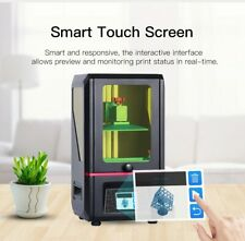 ANYCUBIC PHOTON 3D RESIN PRINTER UK SELLER FAST SHIPPING LCD TOUCHSCREEN