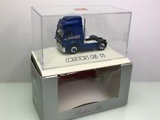 Herpa HCC Truck 1995 MB SK 94 HD Eurocab SZM 2-achs blau in OVP (Mo4336)