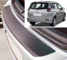 Mazda 5 MK1 - Carbone Style Pare-Chocs Arrière Protection