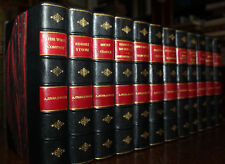 1903 Works of Arthur Conan Doyle SIGNED Limited Edition Sherlock Holmes 12 Vols