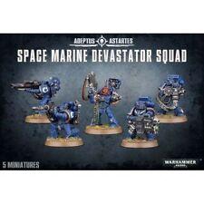 Warhammer 40K: Adeptus Astartes - Space Marine Devastator Squad GWS 48-15