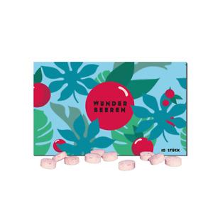 Wunderbeere / Miracle Berry Fruit (10 Tabletten) - Die originalen Wunderbeeren