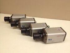 LOT of 4 HIK Vision 540TVL Color CCTV Camera w/ 3.5-8mm Auto Iris Lens