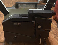Vintage Elmo 16 CL Proyector de carga de canal de película Óptico Con Estuche E40424