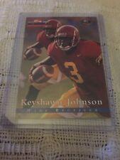 1996 CLASSIC #67 Keyshawn Johnson RC