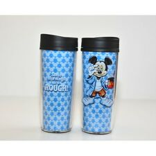 Disney Mickey Mouse Mornings are Rough Travel Mug 2220