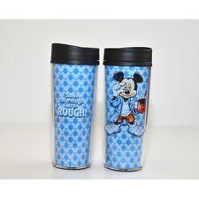 Disney Mickey Mouse Mornings are Rough Travel Mug          N:2220
