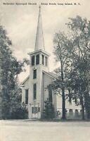 STONY BROOK NY – Methodist Episcopal Church – Long Island - 1944