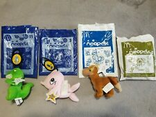McDonalds Neopets Lot of 4-  FAST FREE SHIPPING