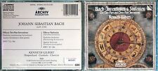 J.S. Bach – The Two-Part And Three-Part Inventi - 1 CD n.2507