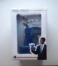 NEW Collectible Bank on Obama Presidential Savings Bank President Obama