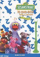 Sesamstraat : Classics (10 DVD)