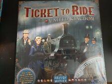 Ticket to Ride, United Kingdom, Erweiterung Zug um Zug (Spiel des Jahres),