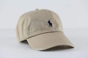 NWT Polo Ralph Lauren Pony Baseball/Golf Cap Hat with Adjustable Strap MSRP $45