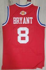 New NWT Rare Kobe Bryant Men's Jersey #8 Red West All Star Swingman