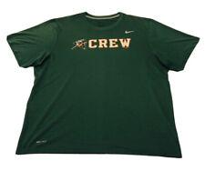 Greensboro Grasshoppers Baseball Grounds Crew Nike DRI-FIT Shirt XXL MiLB EUC