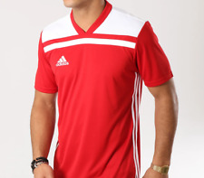 Bnwt & Authentic adidas Regista 18 Jersey Shirt Mens Size Large Red / White