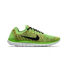 NIKE FREE 4.0 FLYKNIT Running Trainers Shoes, Gym - UK 6.5 (EUR 40.5) - RRP £120