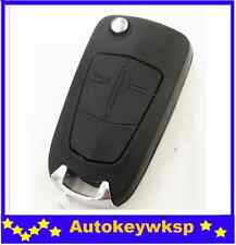 2 Buttons key Case Shell suits holden Vauxhall Opel Astra AH 2004 convertible