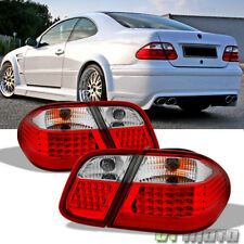 1998-2002 Mercedes Benz W208 CLK320 CLK430 CLK55 AMG LED Tail Lights Brake Lamps
