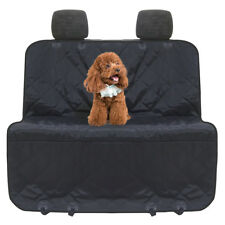 Pet Dogs Car Seat Cover W/ Side Flap Protector Waterproof for For BMW Audi Car