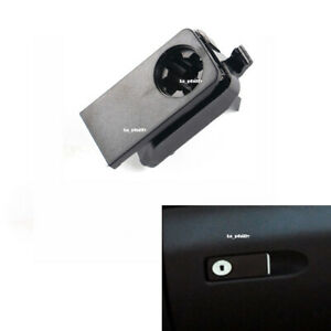 Glove Box Handle Lid Switch Grip Lock For Mercedes-Benz C-Class W204 W212-Black