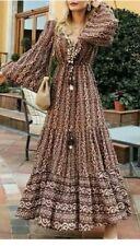 Zara Seashell Print Dress Collection SS 2019 Size S
