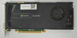 NVidia Quadro 4000 Video Card with 2 GB GDDR5