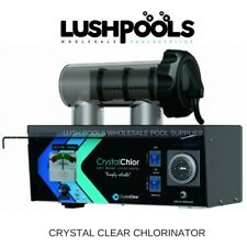 CRYSTAL CLEAR RP3000 30 Amp RP Salt Water Chlorinator - 5 YEAR  WARRANTY