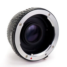 GFG Lens Mount Adapter - Pentax K PK Lens to Nikon F Mount Camera