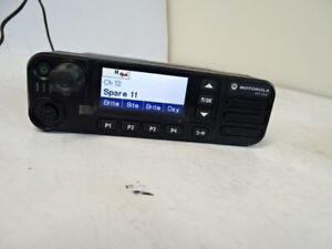 MOTOROLA MOTOTRBO XPR 5550e UHF 1 Color Display, BT, GPS, AAM28QPN9RA1AN