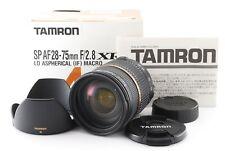 Tamron SP AF 28-75mm F/2.8 XR Di LD Macro Lens A09 Nikon w/Box Near Mint #7922