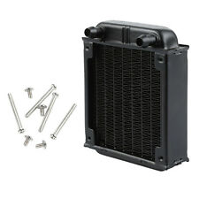 CPU Fans Radiator Computer Desktop Water Cooling Cooler Aluminum 80mm Heatsink