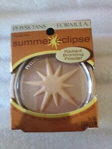 2 Physicians Formula Summer Eclipse Radiant Bronzing Powder, 3105 Sunlight DMGD
