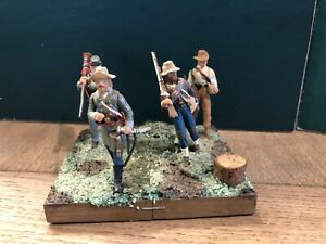 Imrie Risley: Picketts Charge.  54mm Metal Models