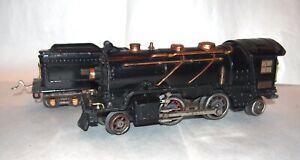 Lionel Prewar O Gauge 262 Steam Locomotive & Tender! PA