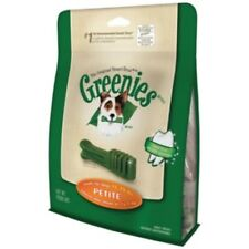 Greenies Dental Treats Petite for Dogs (30 treats) Dog Dogs Pet Pets