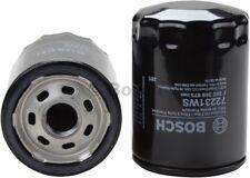 Engine Oil Filter-Workshop Oil Filter Bosch 72231WS