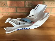 KTM SX85 SX 85 2013- 2017 Acerbis Plástico Deslizante Glide Placa