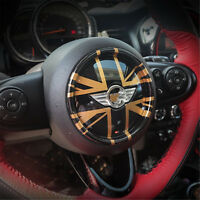 Steering Wheel Cover For Mini Cooper Clubman Countryman Hatchback Hardtop A02