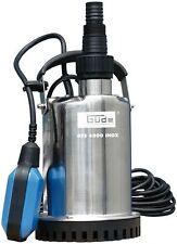 GÜDE GFS 4000 Inox Flachsaugerpumpe GFS4000 Schmutzwasserpumpe 94606 NEU