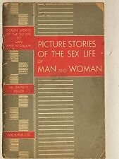 Picture Stories of the Sex Life of Man and Woman David H Keller Vala Publishing