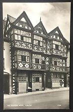POSTCARD Feathers Hotel LUDLOW Shropshire REAL PHOTO J Salmon UNPOSTED 874