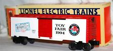 Lionel 6-19931 1994 DEALER New York Toy Fair Boxcar limited uncatalogued