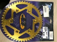 Alloy Gold JT Sprockets Motorcycle Chains, Sprockets and Parts